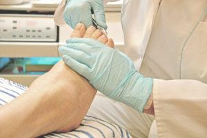 Med. Fußpflege